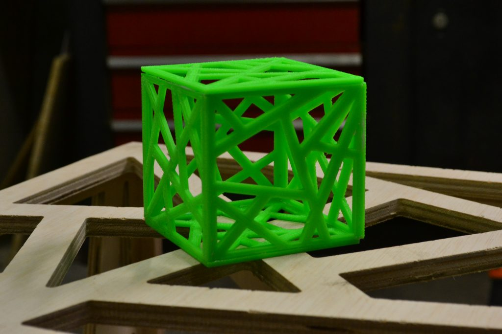 linearity box 3d print